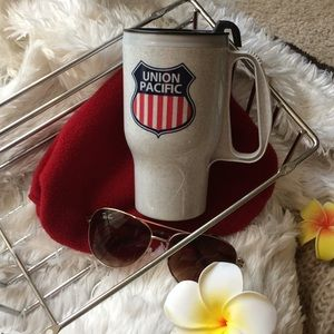 Awesome Union Pacific coffee or tea cup